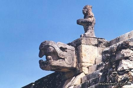Chichen Itza, Yucatan | Image #1/5 | Aguascalientes, Mexico | Sight-Seeing Tours | Mexico and Maya World Tours A-la-Carte