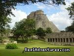 Uxmal - Yucatan - Mexico and Maya World Tours A-la-Carte
