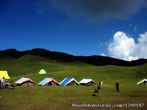 Adventure and Camping at Indore India