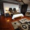Brown Room.