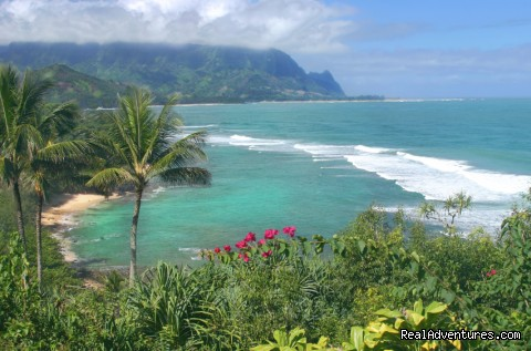 Breathtaking Hanalei Bay - All Inclusive Womens Retreats - Hanalei Bay, Kauai