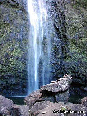 Cascading Waterfalls (#17 of 24) - All Inclusive Womens Retreats - Hanalei Bay, Kauai