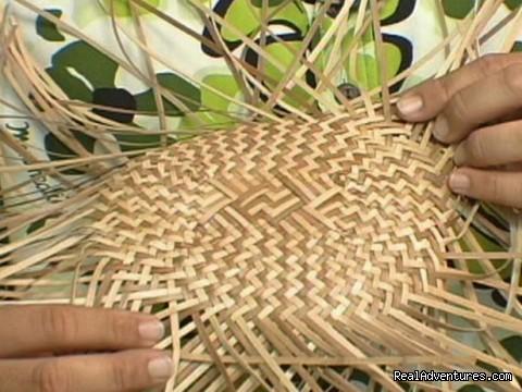 Lahala Weaving (#19 of 24) - All Inclusive Womens Retreats - Hanalei Bay, Kauai