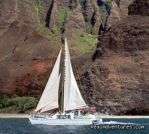 Set sail on the high seas (#21 of 24) - All Inclusive Womens Retreats - Hanalei Bay, Kauai