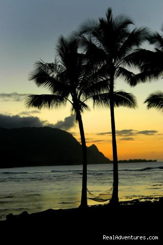 Evening in Paradise waiting for you! (#24 of 24) - All Inclusive Womens Retreats - Hanalei Bay, Kauai