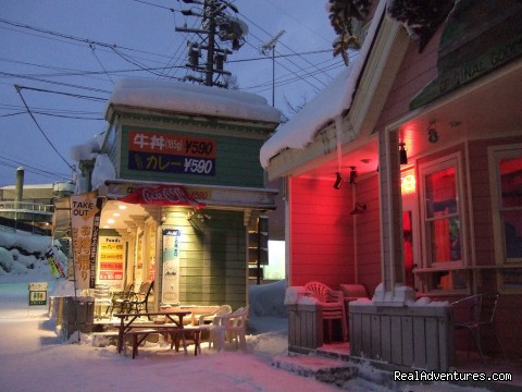 Japanese curry houses in Hakuba - Hakuba Powder Tours - Japanese Skiing at its Best