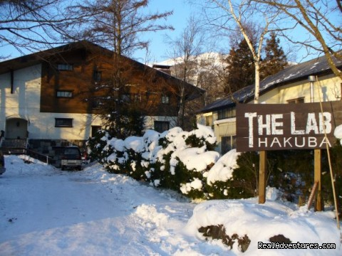 The Lab Hakuba Ski Lodge (#8 of 26) - Hakuba Powder Tours - Japanese Skiing at its Best