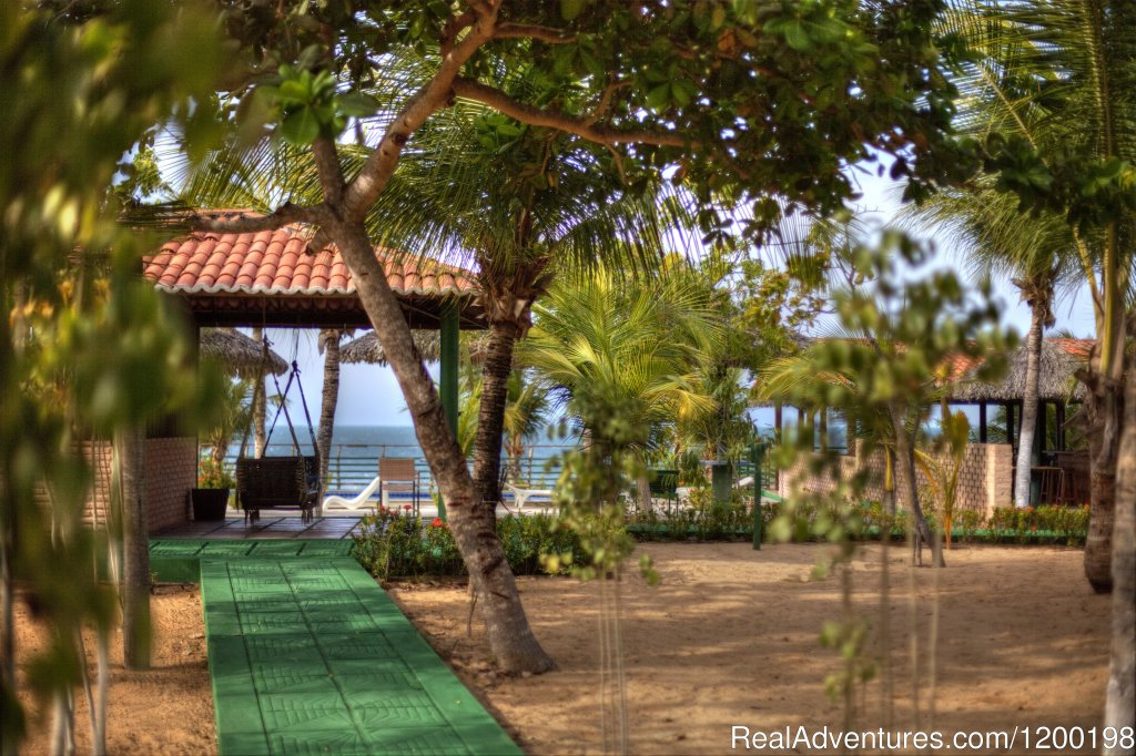 Relaxation area | Image #4/8 | Brazil holiday and vacation in paradise