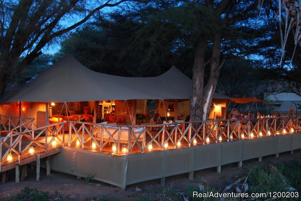 Luxury Tented Camp Found In Samburu | Image #26/26 | Welcome to East Africa - Land of  Beauty: