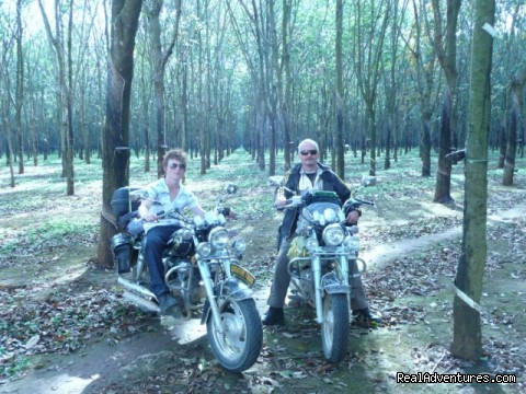 - Motorbike Tour Of The Real Vietnam