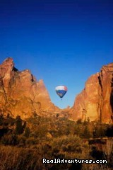 - Hot Air Balloon Adventures