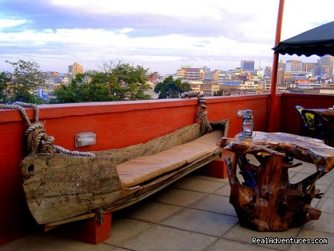 Roof top Restaurant (#6 of 6) - Bed & Breakfast in Nairobi