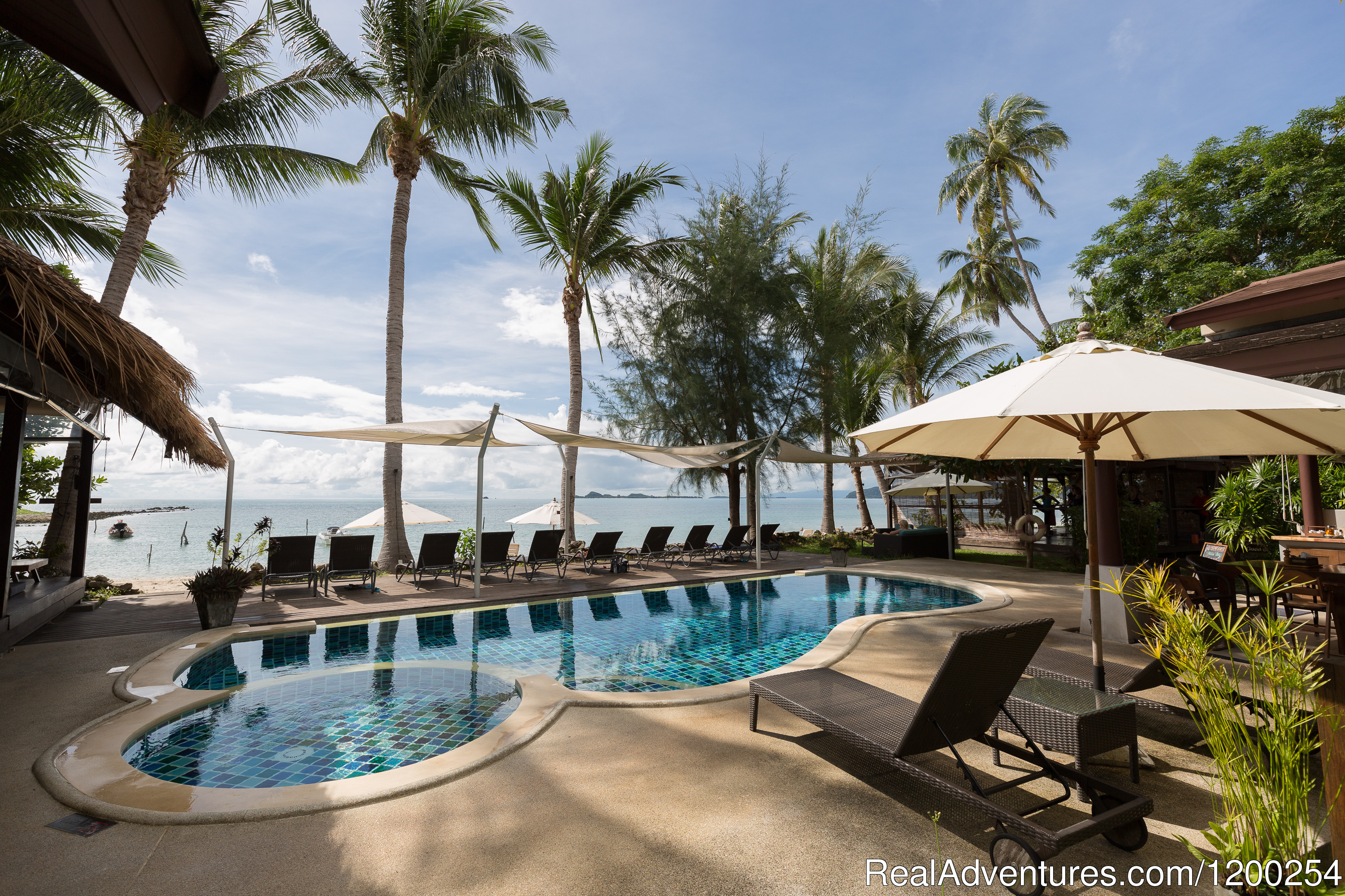 Samahita Retreat:  Yoga, Fitness, Detox Koh Samui, Thailand Yoga