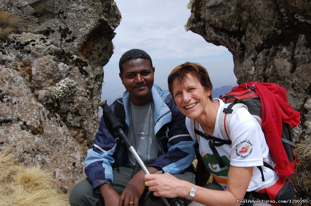 Hiking in Simiens | Image #2/2 | Bird Watching and Trekking Tours in Ethiopia