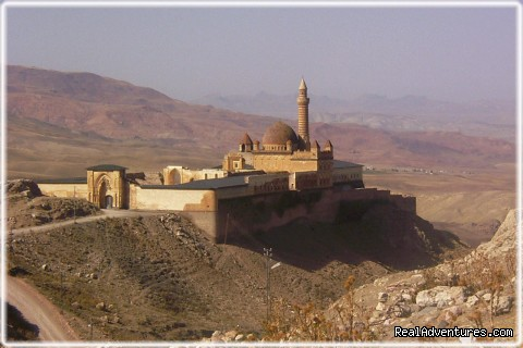 Ishak Pasha Palace - Eastern Turkey Tour