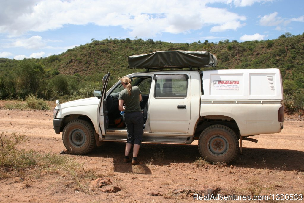 we offer special 4x4 self drive vehicles with roof top tent and full camping equipment.Our cars are well designed to tackle the worst off-road condition.Adventure is in our DNA.