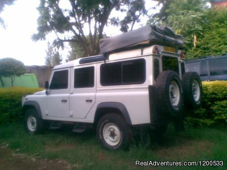 Land Rover Defender 110 - 4x4 Self Drive Adventure