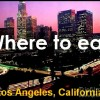Where to Eat in LA Videos Los Angeles, California