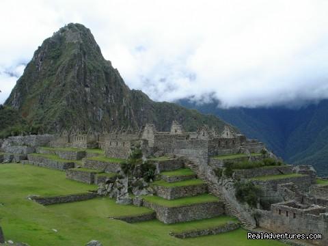 Machu Picchu Machu Picchu - Peru