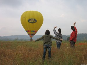 Hot air Ballooning in Barcelona & Pyrenees Ballooning Manresa, Spain