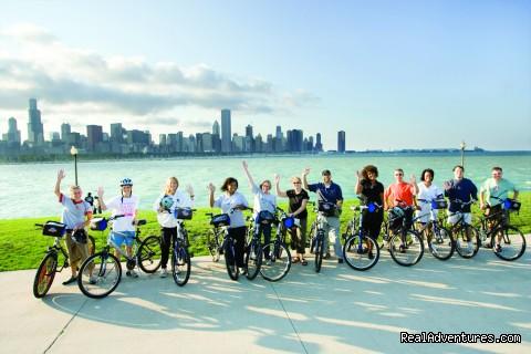Amazing Lakefront Tour - Bike and Roll Chicago