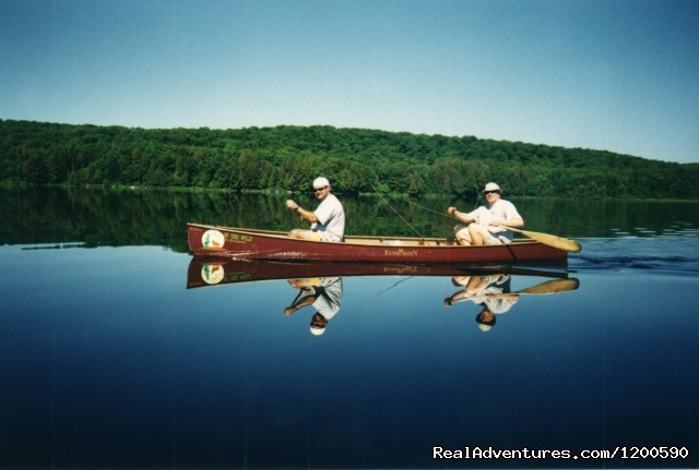 Wilderness Canoe Trip in Algonquin Park (#3 of 9) - Wilderness canoe trips in Algonquin Park