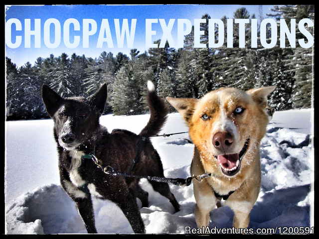 Chocpaw Expeditions, Jonus and Malik - Chocpaw Expeditions