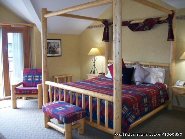 Brewster Suite - Brewster's Mountain Lodge