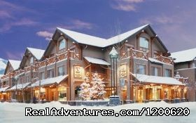Winter in Wonderland - Brewster's Mountain Lodge
