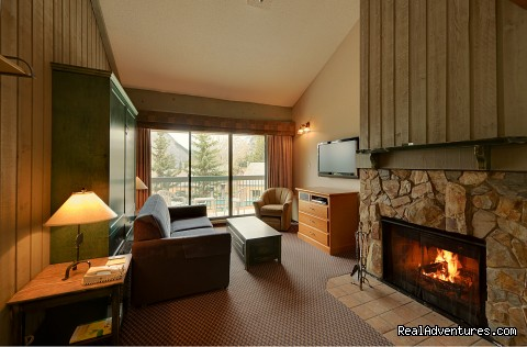 Loft Unit (#2 of 7) - Douglas Fir Resort & Chalets