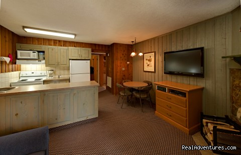 One Bedroom Condo (#6 of 7) - Douglas Fir Resort & Chalets