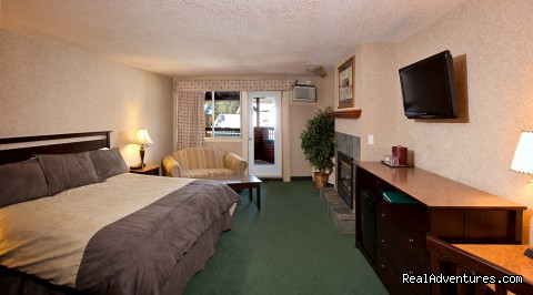 Honeymoon Suite - High Country Inn