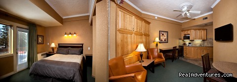 One Bedroom Suite (#3 of 7) - High Country Inn