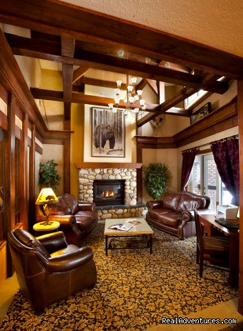 Lobby Lounge (#4 of 7) - High Country Inn