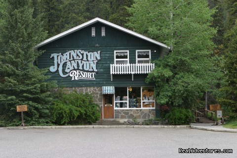 - Johnston Canyon Resort