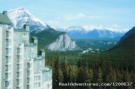 The Rimrock Resort Hotel Banff , Alberta  Hotels & Resorts