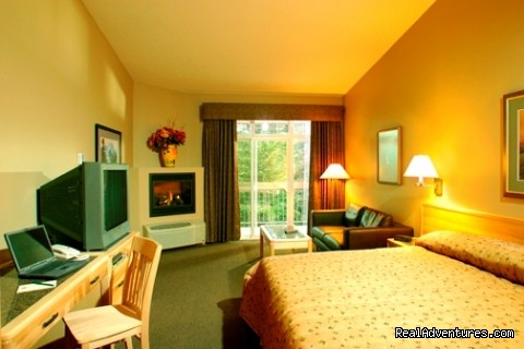 Fun Summers & Winters in Banff National Park Executive Suite