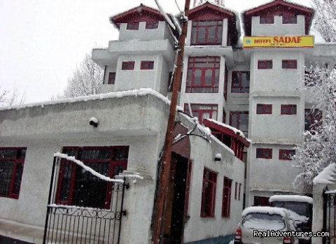 Hotel Sadaf. Hotels & Resorts Srinagar, India