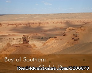 Best of Southern Gobi Desert tour - Travel Buddies Tour Operator