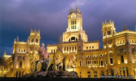 Madrid (#2 of 3) - Trafalgar Tours, Europe/Egypt from $145 Day!