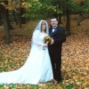 Fall Hocking Hills Wedding