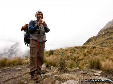 Our Inca Trail guide - The Classic Inca Trail 4 Days