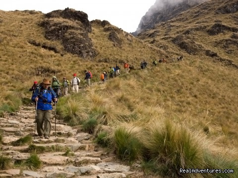 The Classic Inca Trail 4 Days