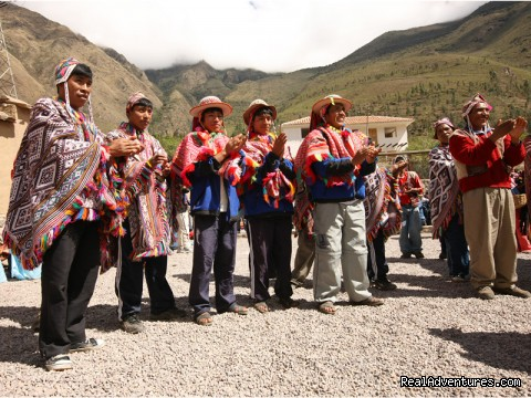 Inca Trail porters - The Classic Inca Trail 4 Days