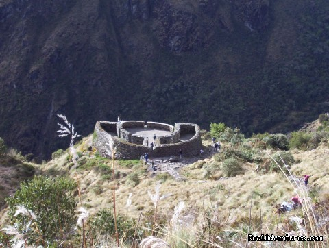 Runcurakay - The Classic Inca Trail 4 Days