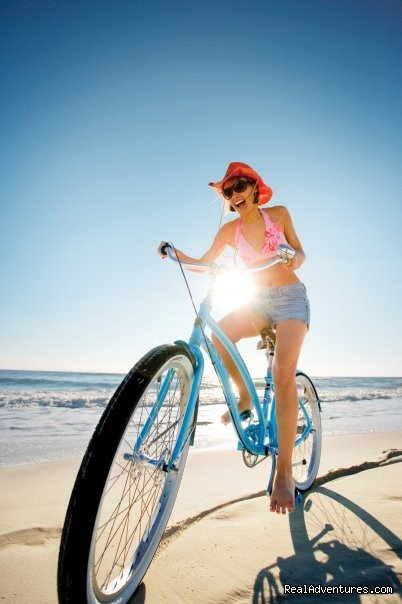Miami is a biking paradise -- year-round sun and gorgeous sites. Bike and Roll Miami offers a variety of ways for you to see all the sites of South Beach and the MIami area. We offer daily guided bike and segway tours, hosted by professional guides.