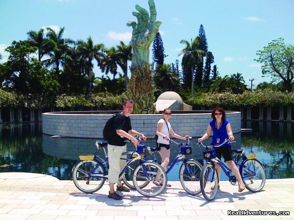 Image #5/15 | Guided Bike and Segway Tours, Bike and Roll Miami