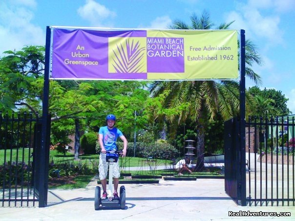 Image #7/15 | Guided Bike and Segway Tours, Bike and Roll Miami