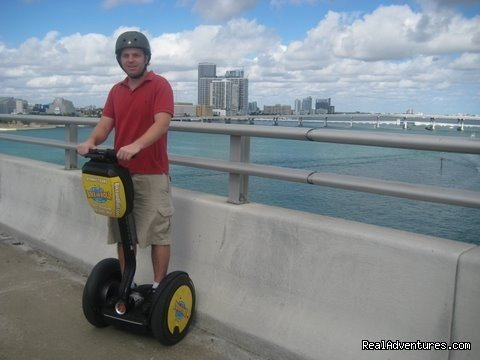 Image #11/15 | Guided Bike and Segway Tours, Bike and Roll Miami