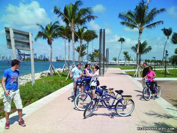 Image #12/15 | Guided Bike and Segway Tours, Bike and Roll Miami